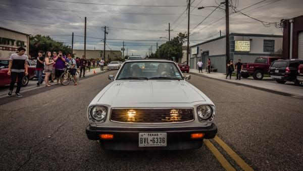 The Largest Japanese Classic Car Meet In Texas