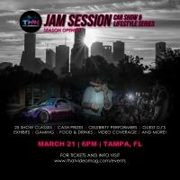 The Jam Session Car Show & Lifestyle Series Season Opener