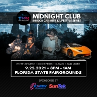 Midnight Club Indoor Car Meet: Fall 2021