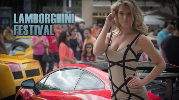 The Lamborghini Festival