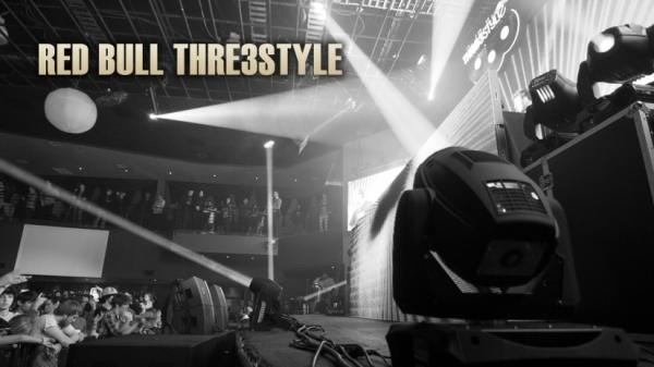 Red Bull Hosts Thre3Style Massive at Stereo Live