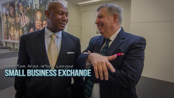 What is Houston Area League Small Business Exchange