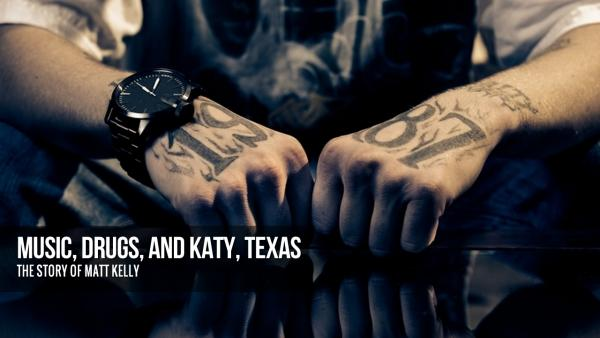 Matt Kelly Talks Music, Drugs, and Katy, Texas