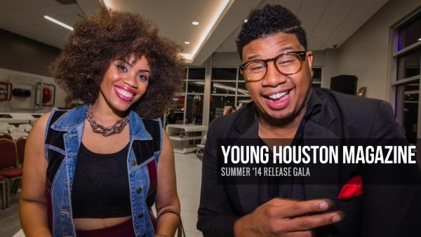 Young Houston Magazine Summer Release Party