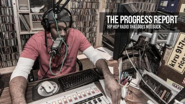 Hip Hop Still Lives at The Progress Report