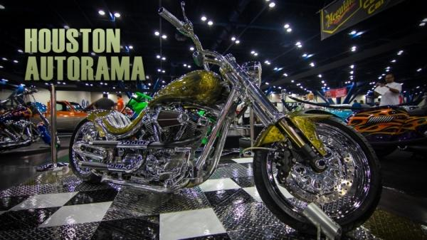Custom Cars Gone Wild At Houston Autorama