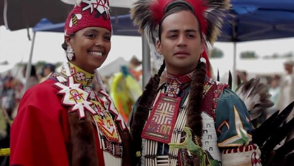 Native American Celebration at Gateway to Nations
