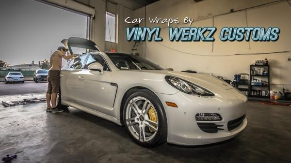 Vinyl Werkz Custom Car Wraps