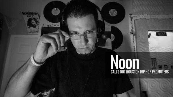 Noon Calls Out Promoters