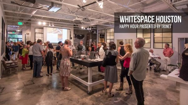 Whitespace Houston Event and Office Workspace