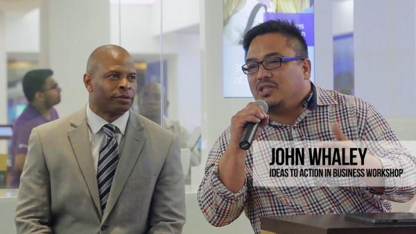 Ideas to Action in Business Workshop With John Whaley