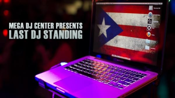 The Last DJ Standing Hosted Mega DJ Center