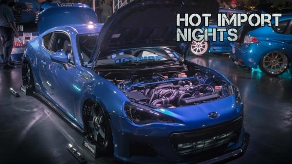 Hot Import Nights Car Show