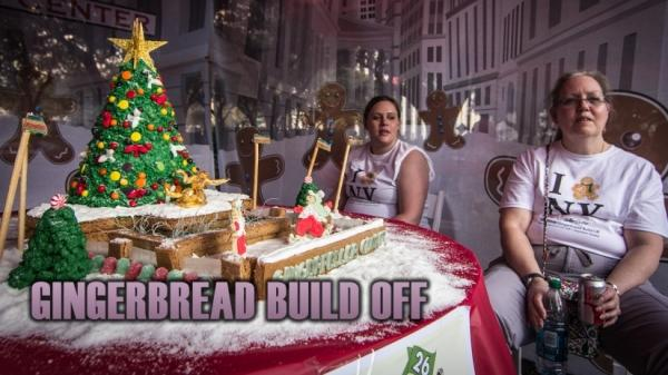 Gingerbread Build Off is the Tastiest Real Estate in Houston