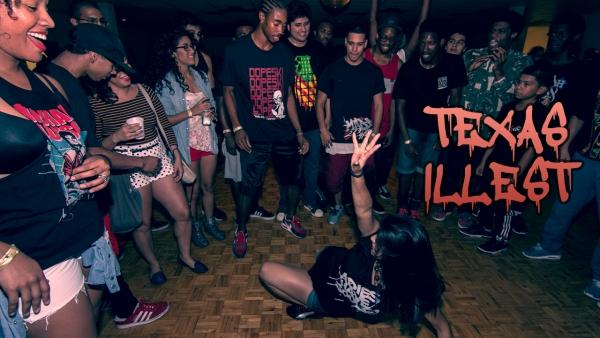 B-Boys (and B-Girls) Battle @ Texas Illest